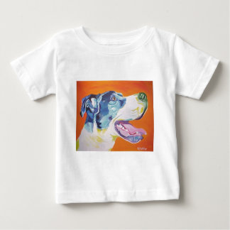 グレートデーン#2 ベビーTシャツ