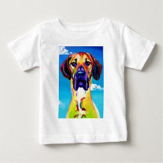 グレートデーン#4 ベビーTシャツ