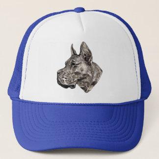 グレートデーン、Deutsche Doggeの帽子 キャップ