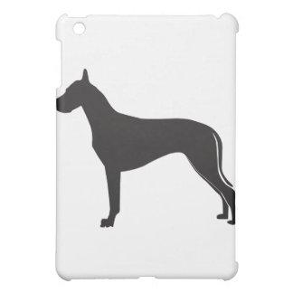 グレートデーン iPad MINI カバー