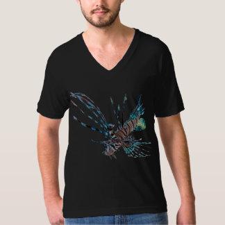 グレート・バリア・リーフのミノカサゴ Tシャツ