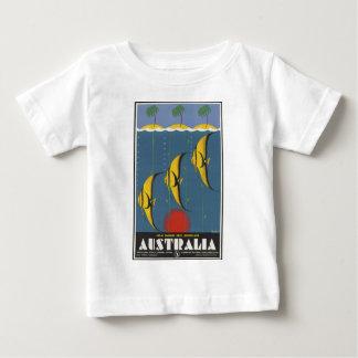 グレート・バリア・リーフオーストラリア ベビーTシャツ