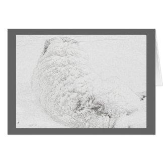 グレート・ピレニーズの雪犬Series#3 カード