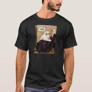 グレート・ピレニーズ2 -ホイスラーの母 Tシャツ
