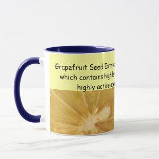 グレープフルーツのマグ マグカップ