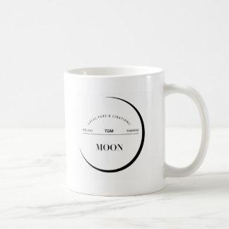 グレープフルーツの月のギア コーヒーマグカップ