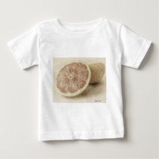 グレープフルーツ1のヴィンテージ ベビーTシャツ