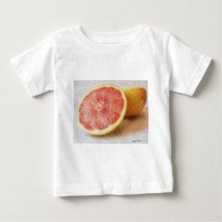 グレープフルーツ1 ベビーTシャツ