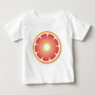 グレープフルーツ ベビーTシャツ
