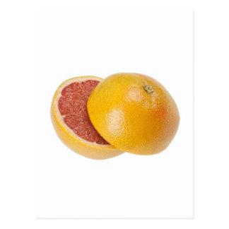 グレープフルーツ ポストカード