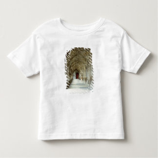 グロスターのカテドラル、第12 centurのクロイスター トドラーTシャツ