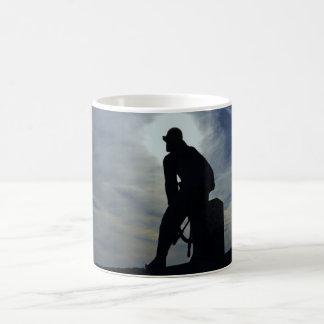グロスターの漁師のマグ コーヒーマグカップ