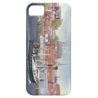 グロスターマサチューセッツ iPhone SE/5/5s ケース