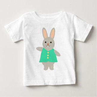 グロリアのウサギ ベビーTシャツ