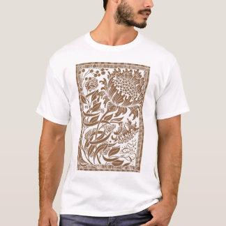 グロリアの花 Tシャツ