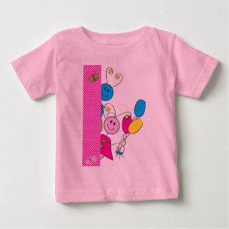 グロリアはジャック17を愛します ベビーTシャツ
