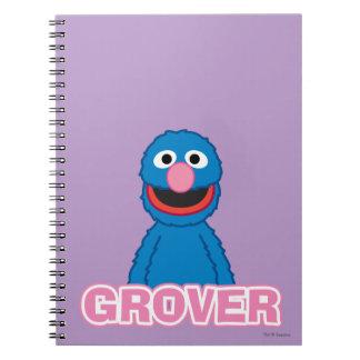 グローバーのクラシックなスタイル ノートブック