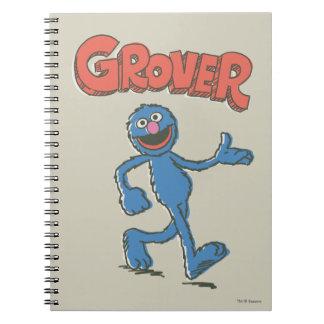 グローバーのヴィンテージの子供2 ノートブック