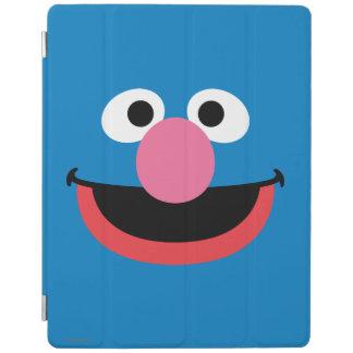 グローバーは芸術に直面します iPad カバー
