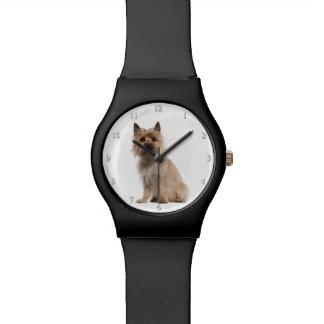 ケアーン・テリアの腕時計 リストウォッチ