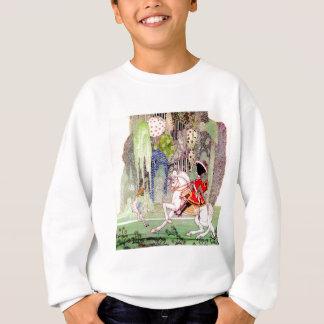 ケイニールセンのおとぎ話の白馬の王子様 スウェットシャツ