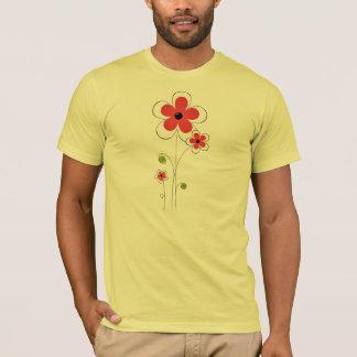 ケシのための情熱 Tシャツ