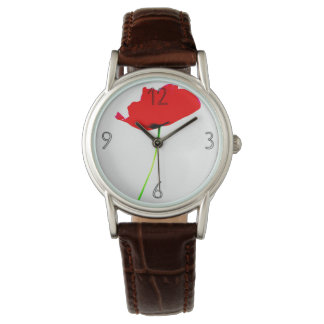 ケシのコレクション01の腕時計2 腕時計