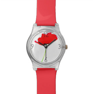 ケシのコレクション01の腕時計 腕時計