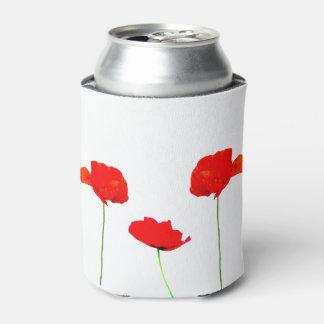 ケシのコレクション04の飲み物のクーラー 缶クーラー