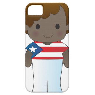 ケシのプエルトリコの男の子 iPhone SE/5/5s ケース