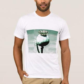 ケシのポッド Tシャツ