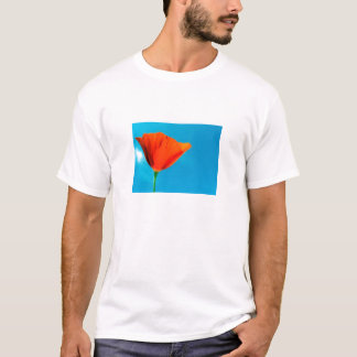 ケシの人のTシャツ Tシャツ