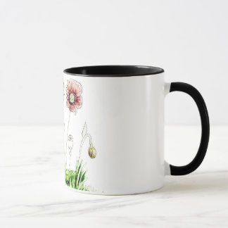 ケシの恋人 マグカップ