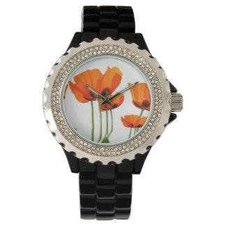 ケシの時間 腕時計