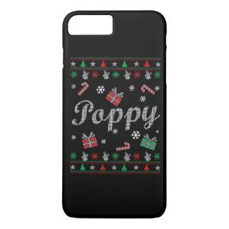 ケシの醜いクリスマス iPhone 8 PLUS/7 PLUSケース