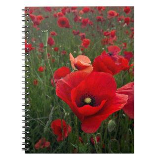 ケシ分野のノート ノートブック
