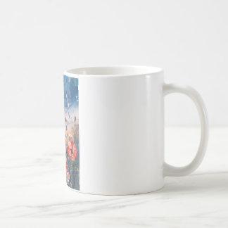 ケシ分野のマグ コーヒーマグカップ