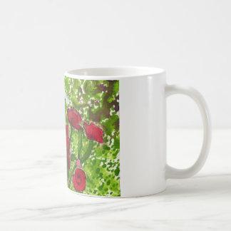 ケシ草原 コーヒーマグカップ