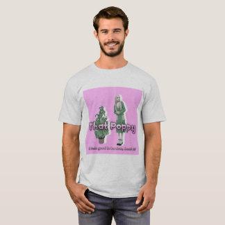ケシ4 Tシャツ