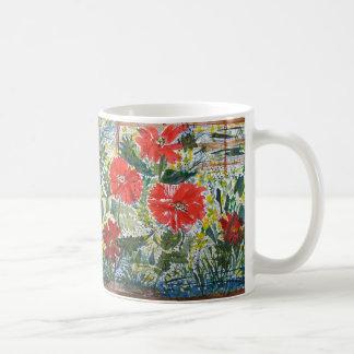 ケシ-基本的なマグ コーヒーマグカップ