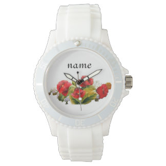 ケシ 腕時計