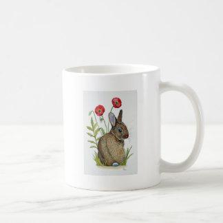 「ケシBunny コーヒーマグカップ