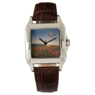 ケシMossie 腕時計