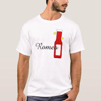 ケチャップロミオ Tシャツ