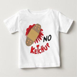 ケチャップ無し ベビーTシャツ