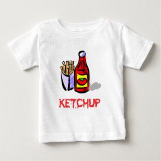 ケチャップ ベビーTシャツ