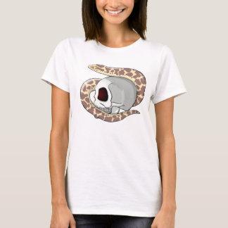 ケニアの砂のボアの(更新済) Tシャツ(ハイポ) Tシャツ
