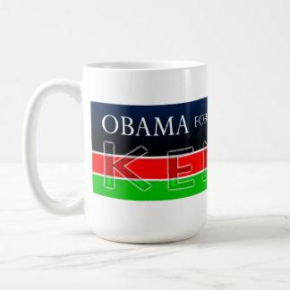 ケニヤのマグの大統領のためのオバマ コーヒーマグカップ