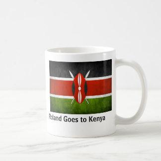 ケニヤのマグ! コーヒーマグカップ