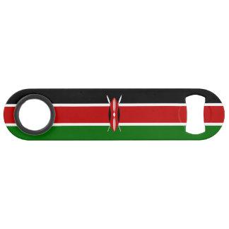 ケニヤの旗 スピードボトルオープナー